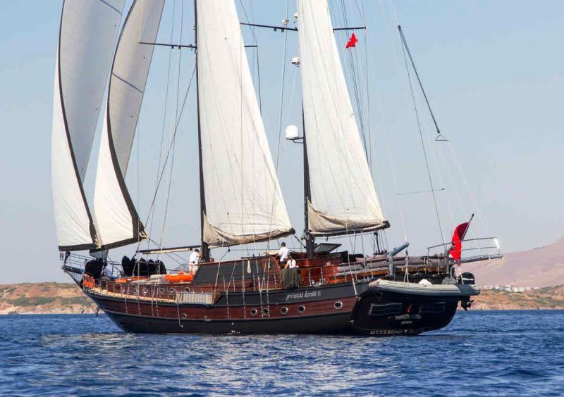 Sevil Yachting 34M