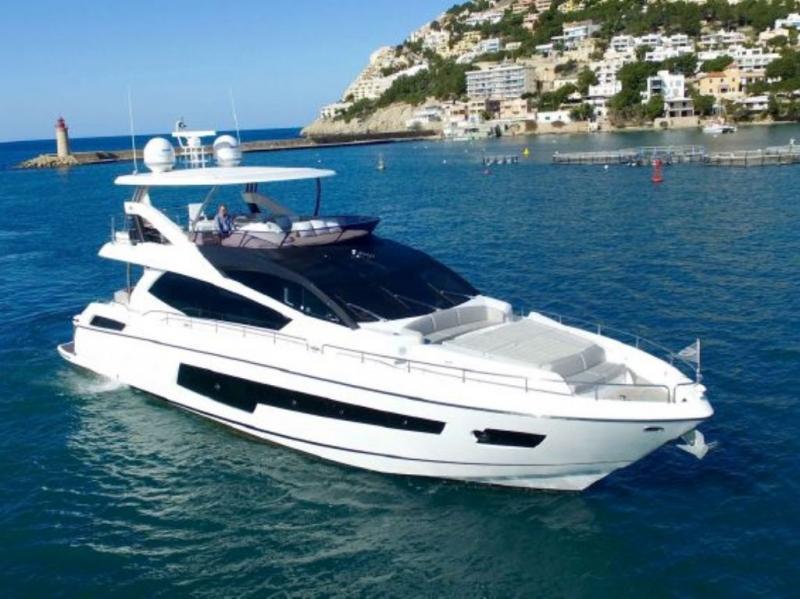 Sunseeker 75 Yacht (2016)