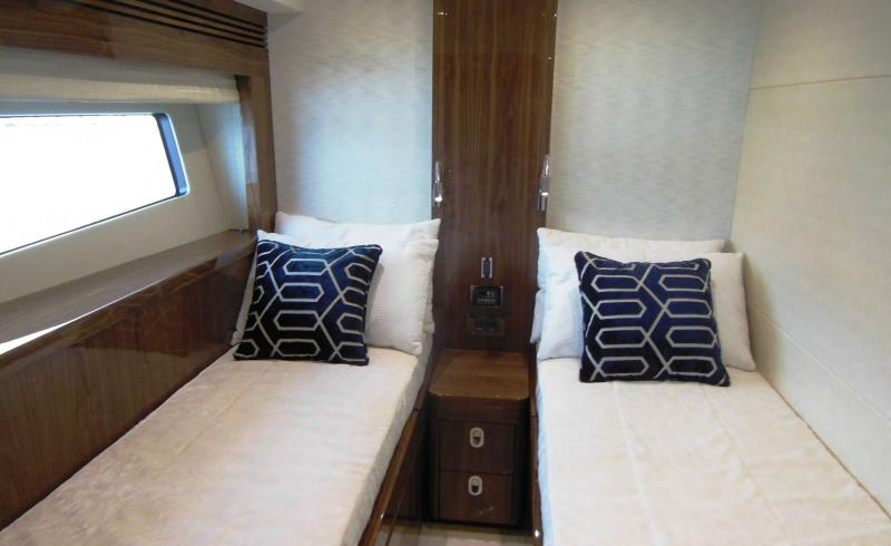Sunseeker 75 Yacht Exclusive Edition (2016)
