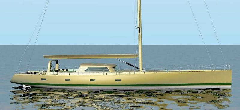 Vaton 110 Cruising Sloop (новая)