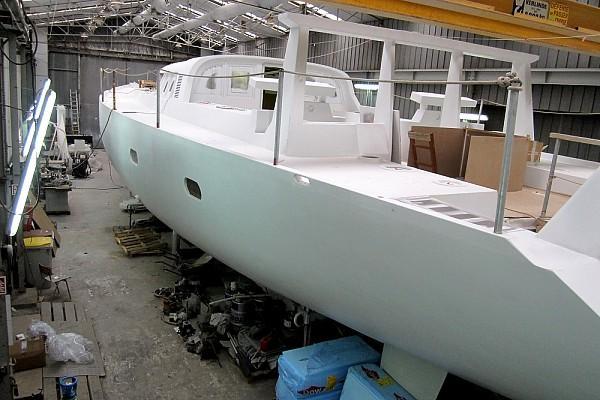 Vaton 110 Cruising Sloop (New)