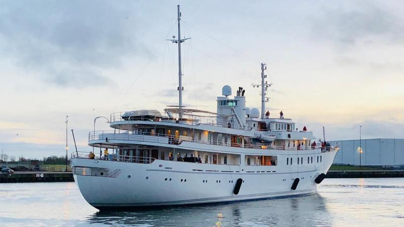 Verkerk Yachting Projects Classic 70m