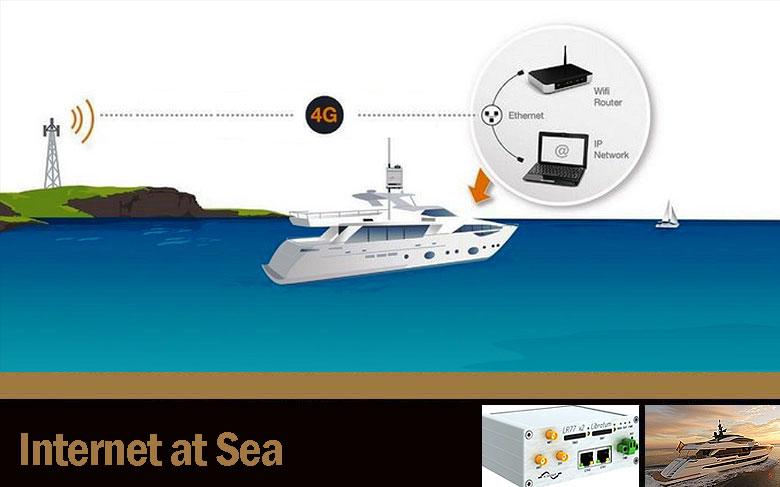 Marine Online Communications