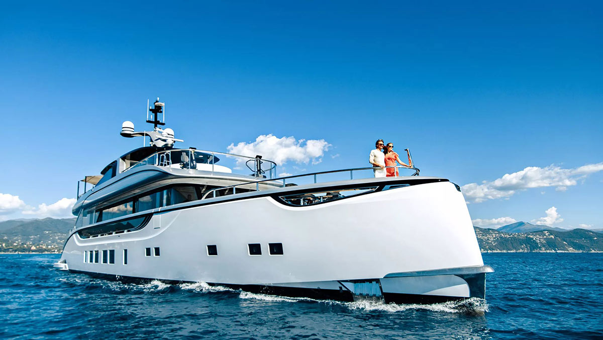 Luxury Yacht Charters