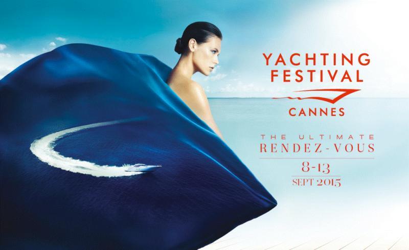Cannes Yachting Festival 2015 previously known as Festival de la Plaisance de Cannes