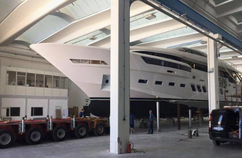 Dreamline launches the second model of its fleet the DL 34
