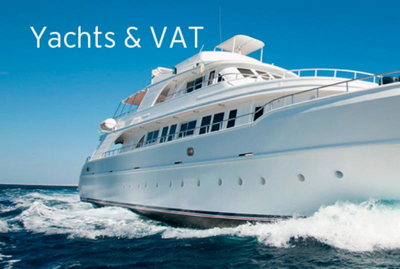 FRENCH VAT UPDATE FOR CHARTER YACHTS