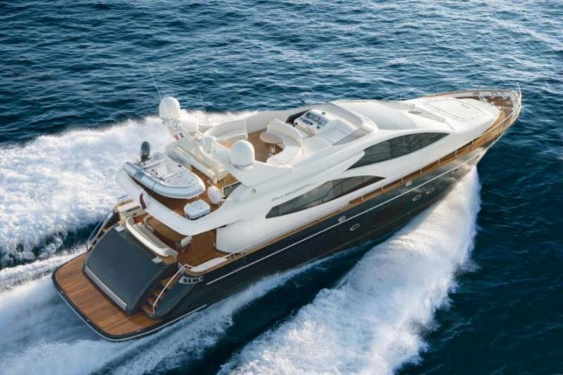 Types of Motor Yachts by Shape or Deck Configuration
