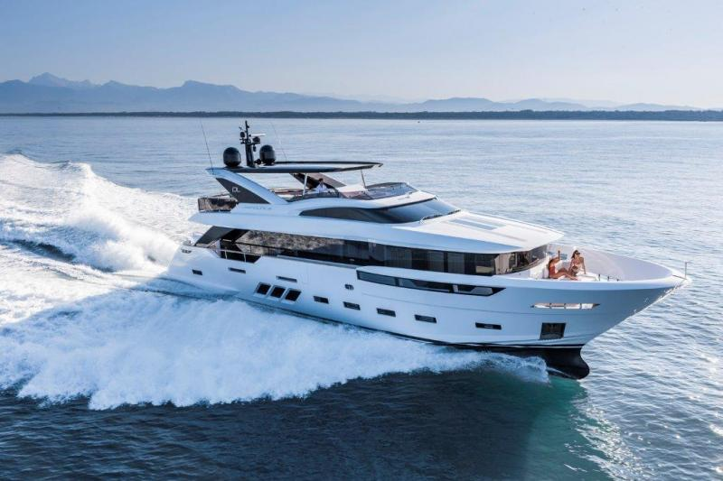 Motor Yachts by Type of Hull or Displacement