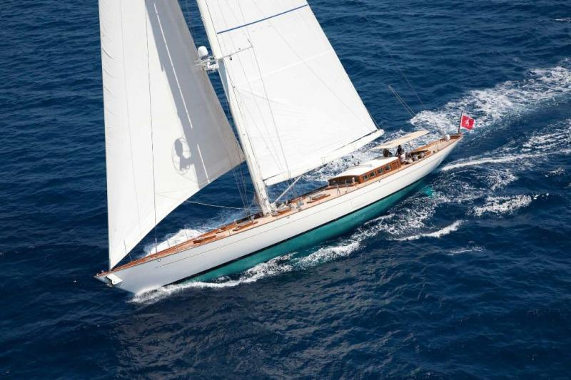 Sailing Yachts by Type of Rig