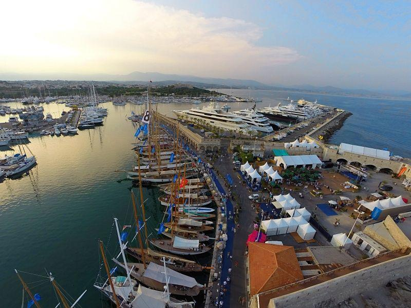Les Voiles d'Antibes - Panerai Classic Yachts Challenge - Annual Sailing Yacht Regatta