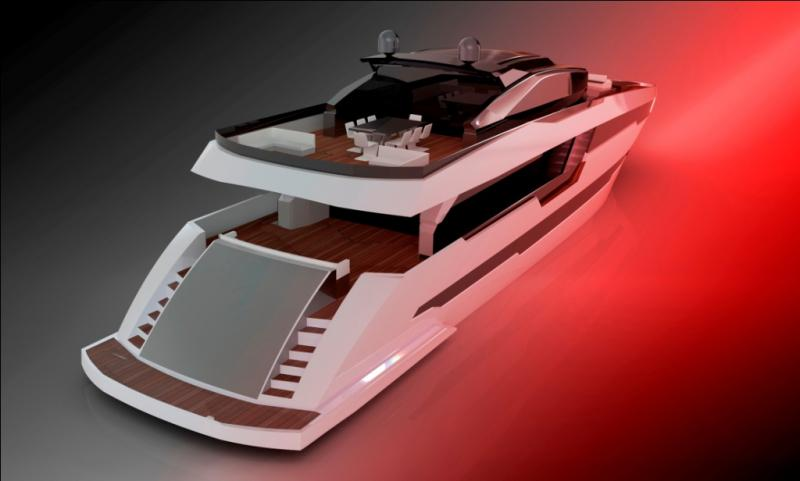 Astondoa 110 GLX Century Unveiled