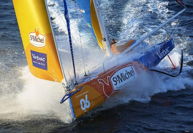 2016/2017 Vendée Globe: Around the World Solo nonstop and unassisted