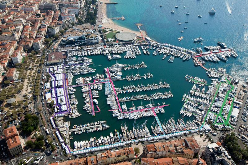 Boats proposed by Yachts Invest during Cannes Yachting Festival 2018