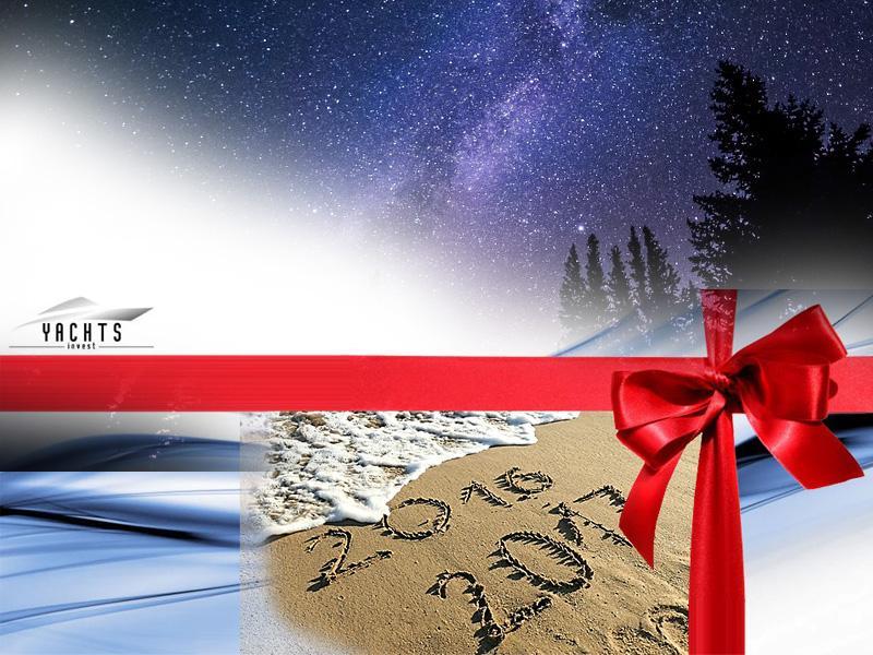 Поздравляем с Новым годом и Рождеством 2017