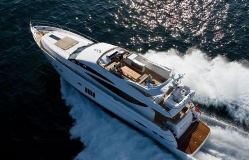 Rent a Private Yacht in French Riviera