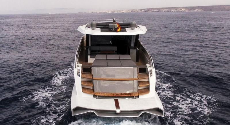 Astondoa 655 Coupe - New Model Sport Yacht video launched by the leading Spanish yard