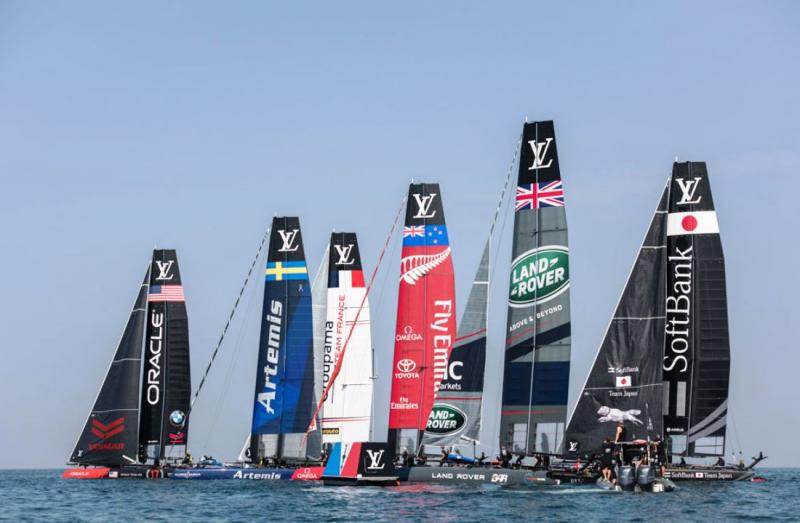 South of France is hosting the America's Cup World Series 2016 in Toulon