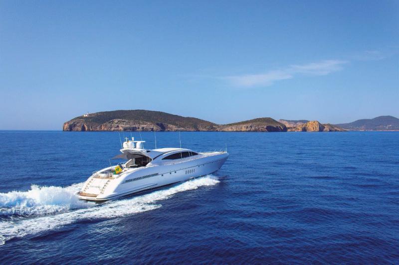 Luxury Yacht Charter Presentation