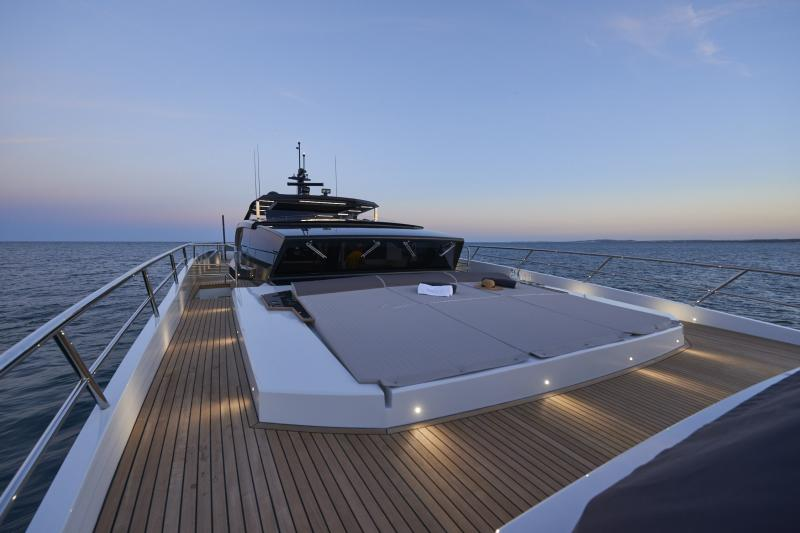 Astondoa 100 Century Superyacht Launched - Premiere at 2017 Cannes Yachting Festival