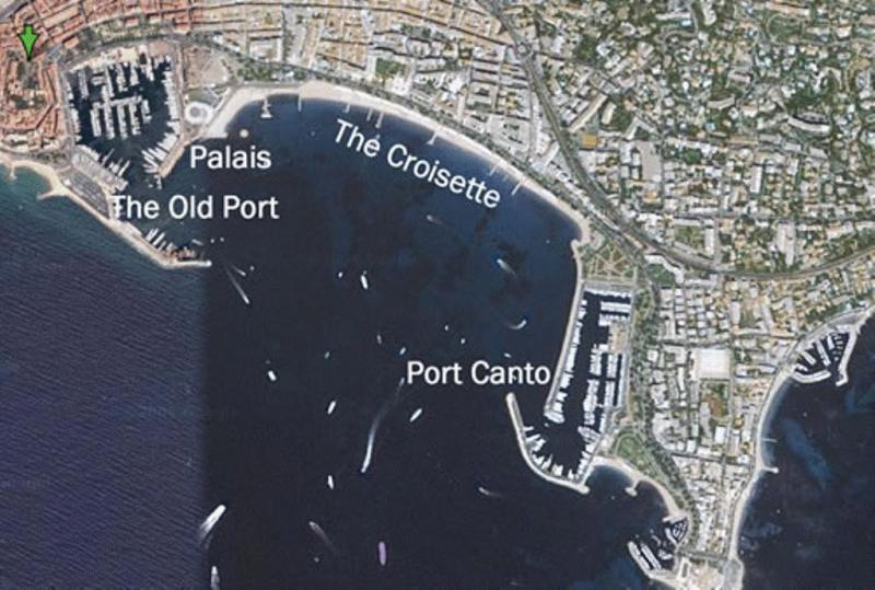 Канны, Старый порт