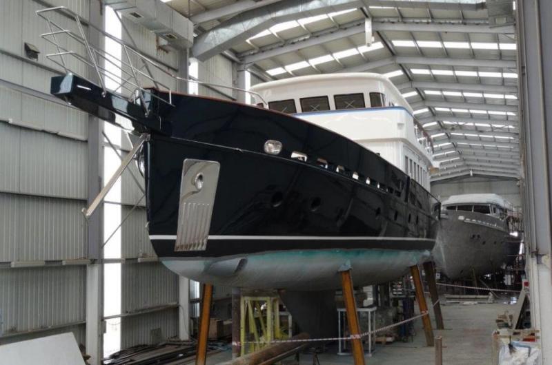 Строительство новых яхт - материалы для строительства лодок