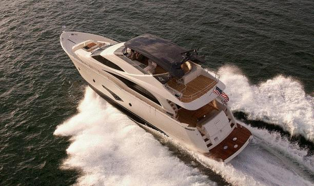 Astondoa, Marquis and Carver Yachts at the 2016 Fort Lauderdale International Boat Show