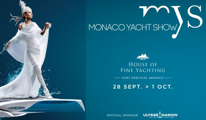 Яхт-шоу в Монако 2016 (Monaco Yacht Show 2016)