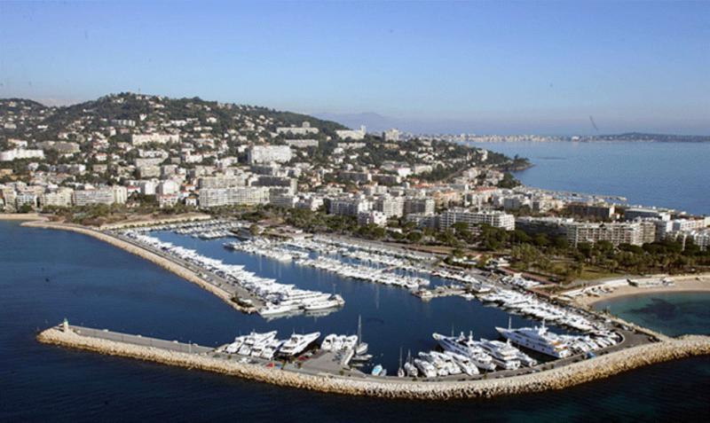 Port Pierre Canto de Cannes - notre Port de Base