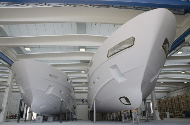 New Construction Yachts – Materials for Building Boats