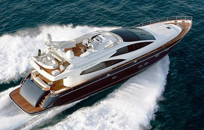 Boats offered by Yachts Invest during Cannes Yachting Festival 2017