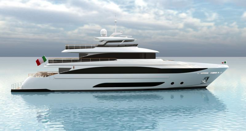 Italia Super Yacht - New Boundaries in Construction of Luxury Superyachts