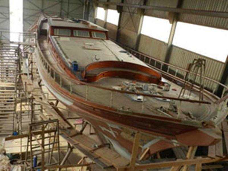 New Construction Yachts - Materials for Building Boats