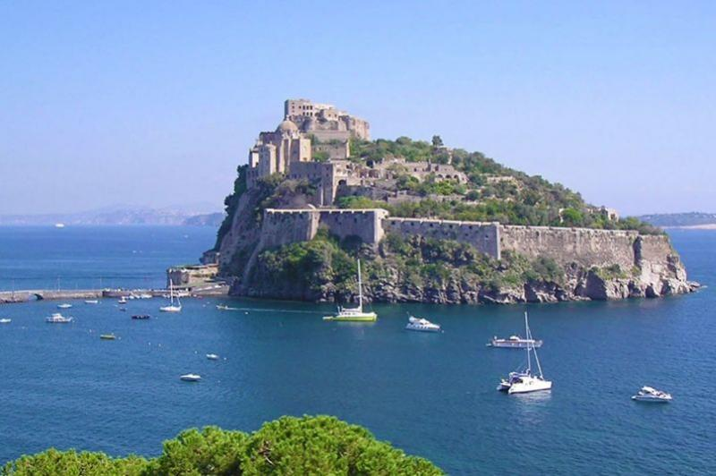 Charter a Yacht in the Islands of the Bay of Naples