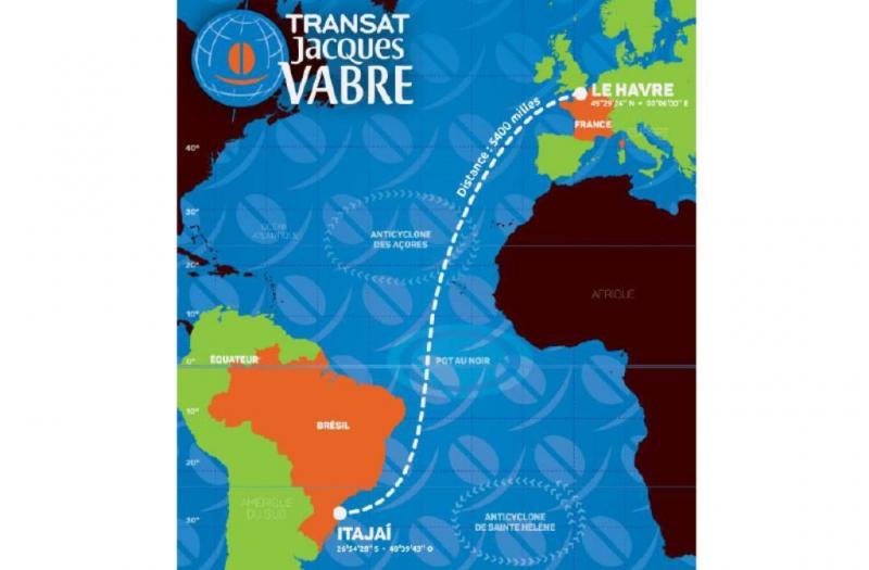 Transat Jacques Vabre 2015 Results