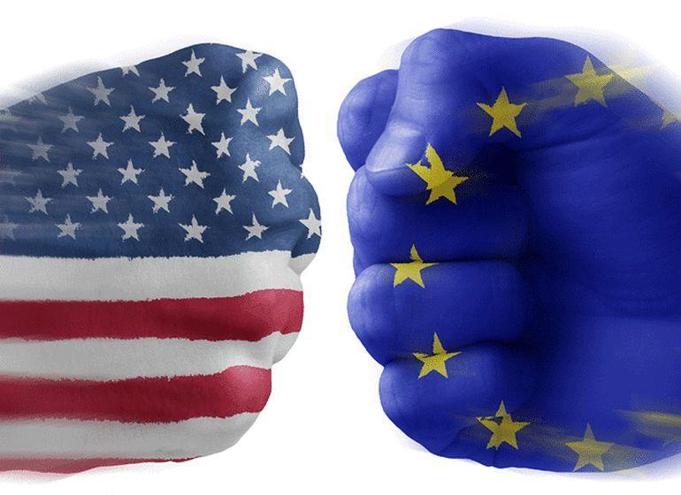 Новый европейский налог на импорт яхт, произведенных или зарегистрированных в США
