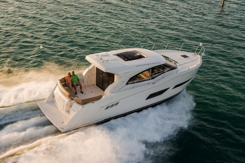 YACHTS INVEST announces MARQUIS and CARVER YACHTS to attend the 2015 CANNES YACHTING FESTIVAL