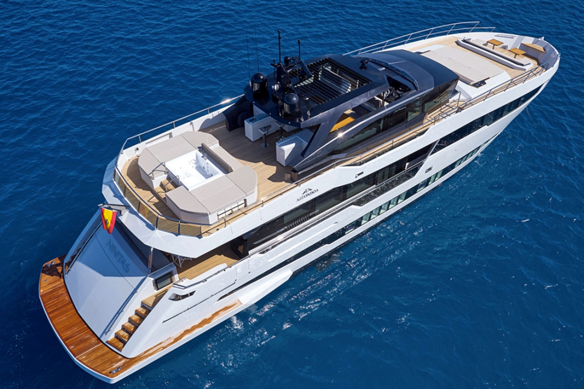 Яхты Astondoa