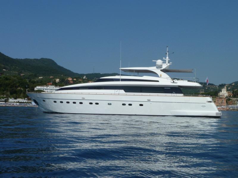 Yachts de luxe d'occasion Côte d'Azur