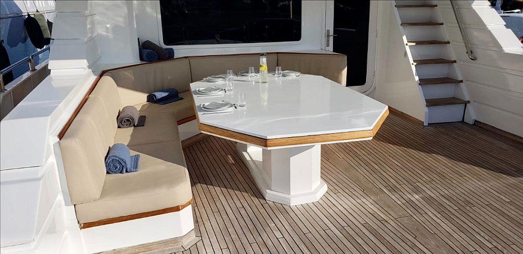 Aegean Yacht Builders 31m