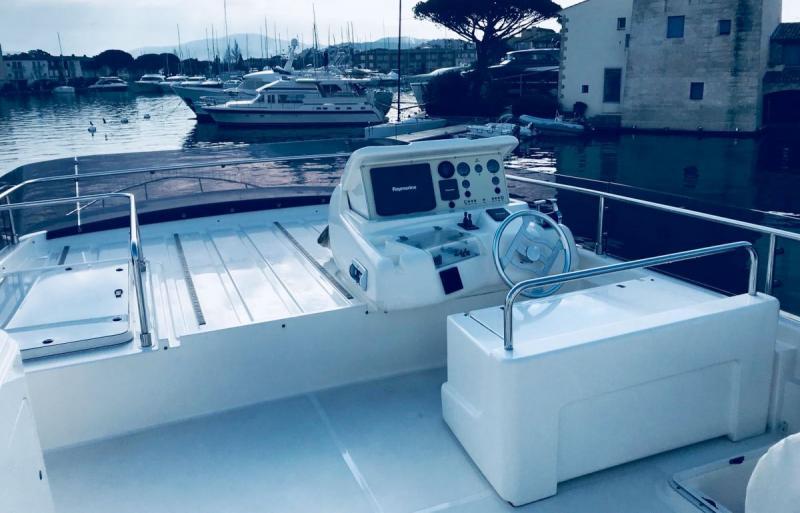Ferretti 592 (2008)
