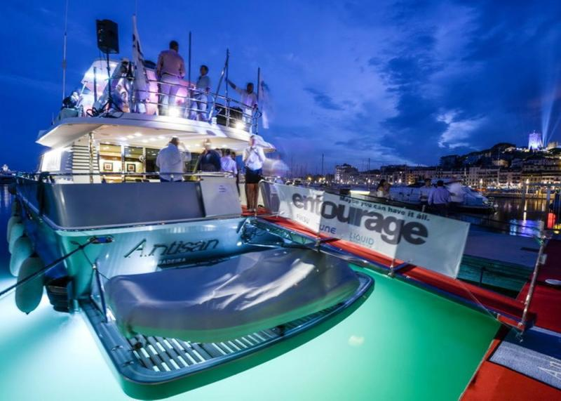 Cannes Lions International Festival – Corporate Yacht Charter on the Cote d'Azur