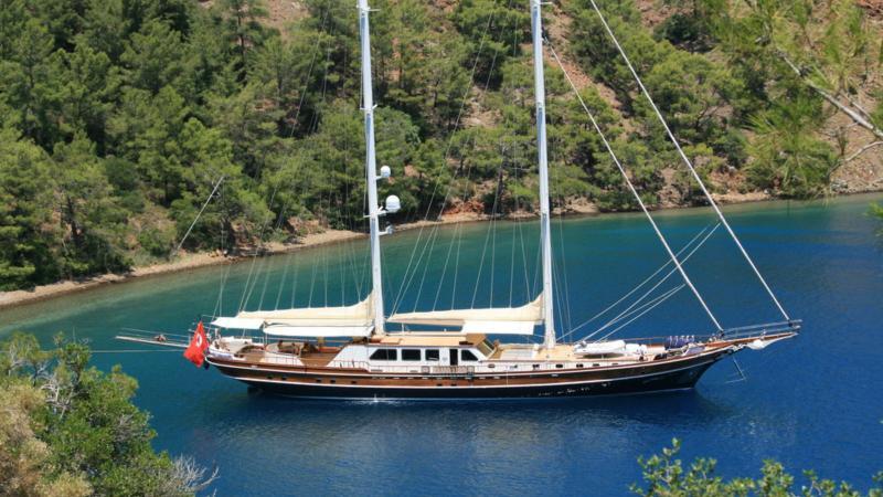 Turkey Luxury Yacht Charter Guide