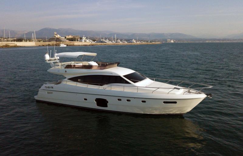 Ferretti 592 (2009)