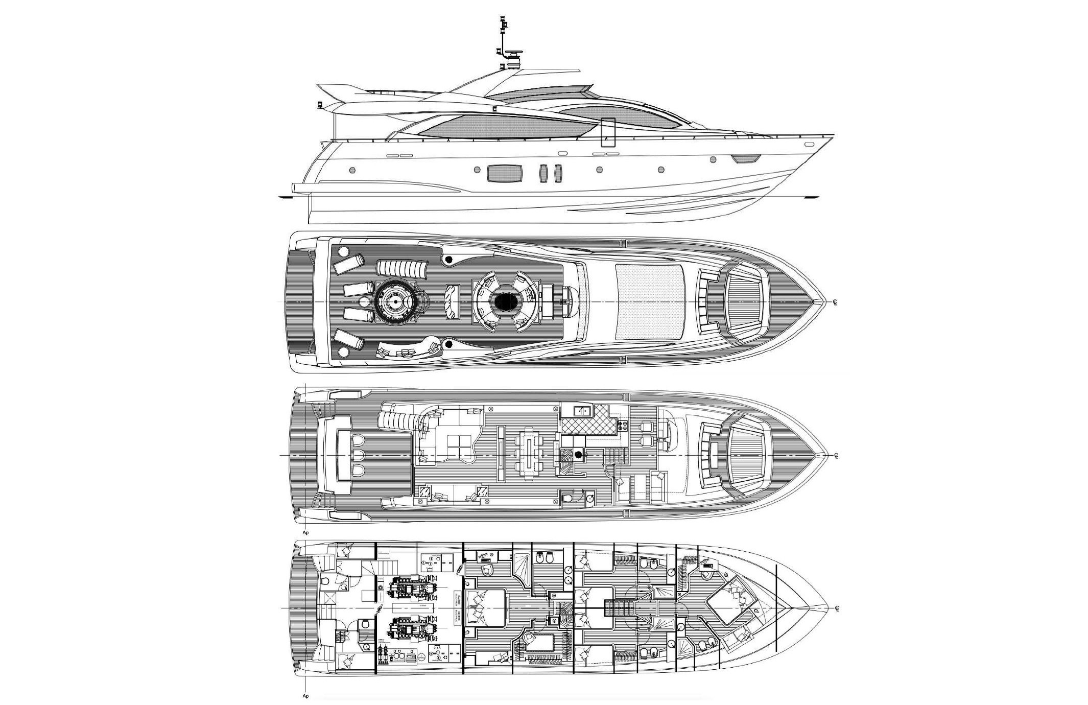 Astondoa 96 GLX (2009)