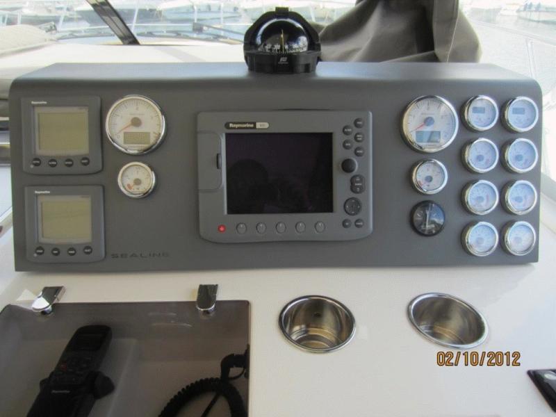 Sealine SC35 (2009)