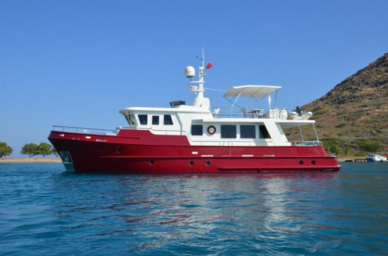 Vripack Trawler 1960 (2010)