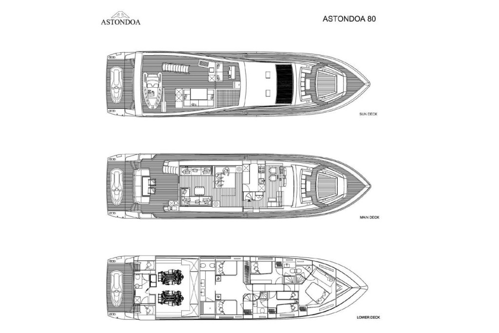 Astondoa 80 GLX (2014)