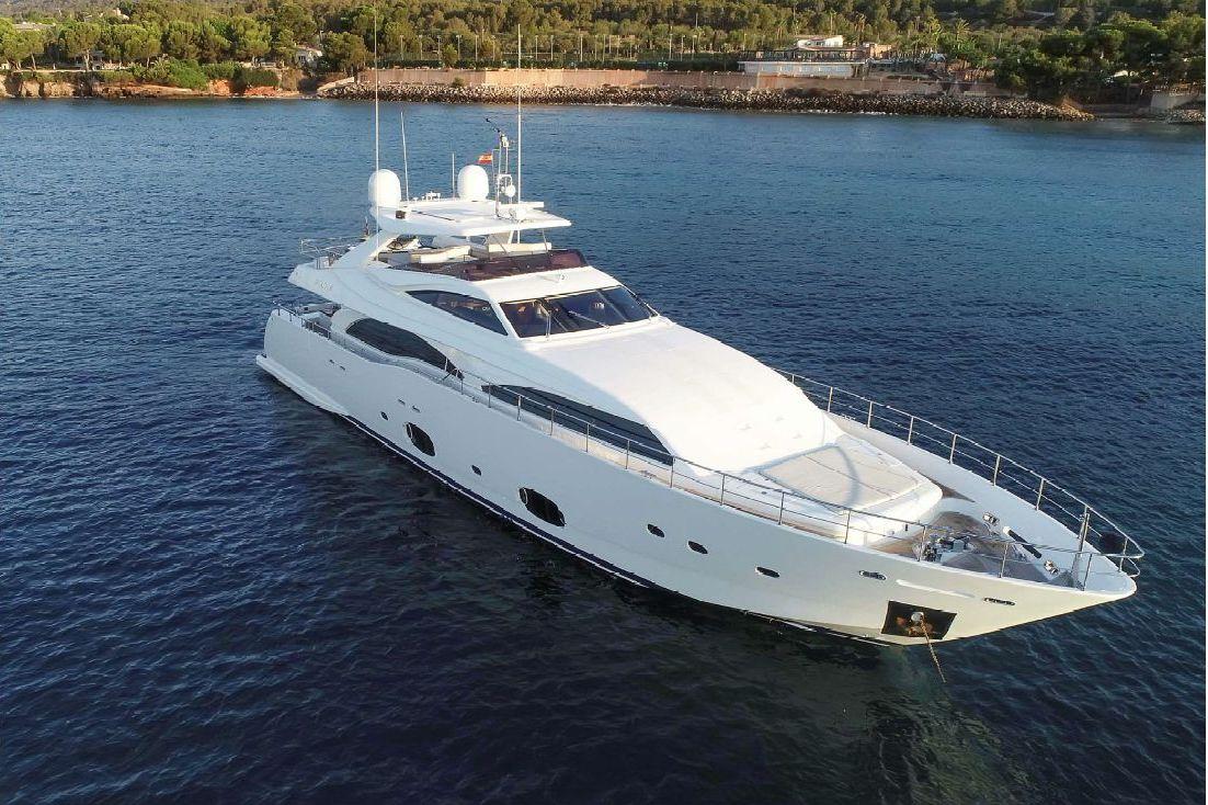 Яхты от Yachts Invest на Каннском Яхтенном фестивале 2019