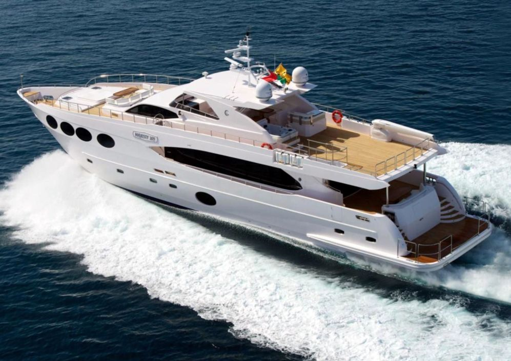 Монако Яхт-шоу 2019 – 25-28 сентября